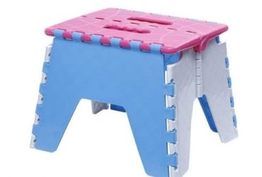 Portable Thick Plastic Kids Folding S…