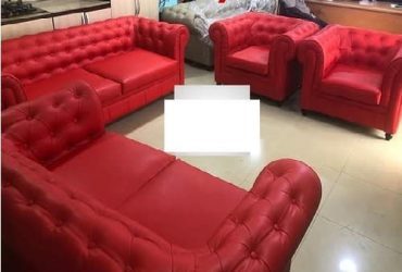 Leather 7-Seater Upholstery