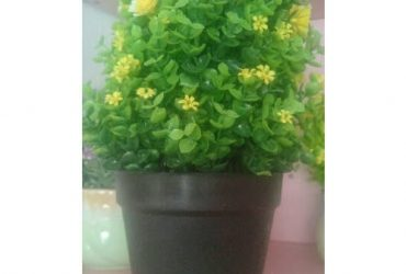 Artificial Flower Pot 2