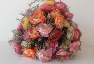"""8"""" Artificial Table Flower Bouquet"""