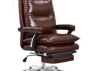 High Back Executive Chair With Foot R…