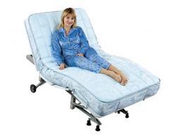 Angular Valiant Bed With Mesh (3.5 X 6ft)