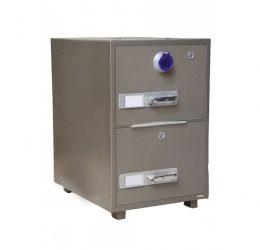 Gubabi 2-Drawer Fireproof Cabinet – Digital Lock