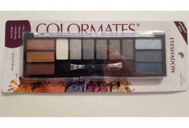 Colormates Island Oasis 12-Color Ey