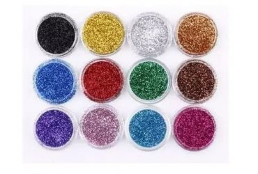 Classic Makeup Eye Shadow Glitters