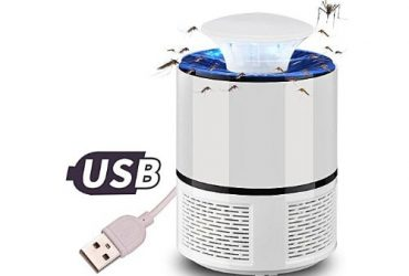 Photocatalyst Usb Smart Mosquito Control – Insect Killer Lamp