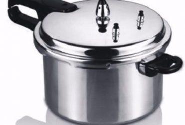 Binatone Pressure Cooker Pc-5001 – Silver – 5L