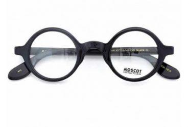 Moscot Zolman Black Eyeglasses Frame