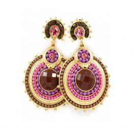 Multi-Coloured Earrings (KLS)