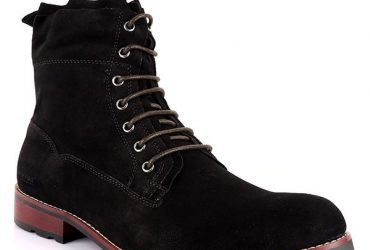 Billionaire Men's Suede Boots| Chocolate Brown