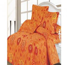 BedsheetHub Fariz Flat Bedsheet