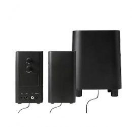 HP 2.1 Black S7000 Speaker System (K7S77AA)