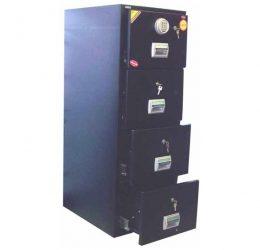 Global 4-Drawer Fireproof Cabinet(Digital Lock)