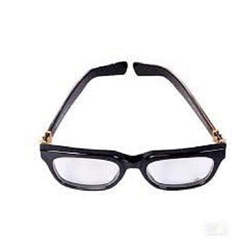 Eyeglasses – Gold & Black