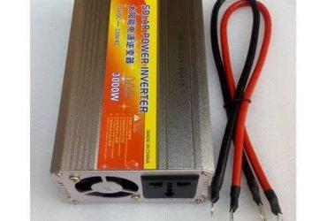 Private: 3000w Solar Power Inverter With 12v-220v – 3000 Watts