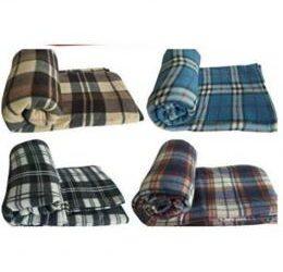 Cosy School Blanket – Set Of 4