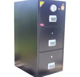 Firepower 3 Drawer Fireproof Cabinet – Digital Lock