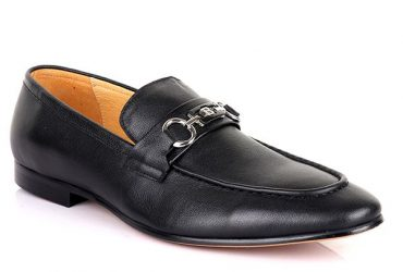 Billionaire Men's Loafers | Black