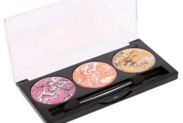 3 Colors Makeup Shimmer – Eye Shadow ..