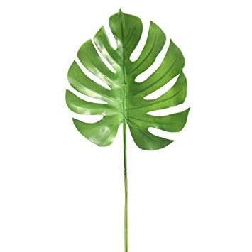 Artificial Leaf Faux Tropical Plants …