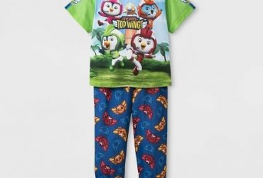Nickelodeon Toddler Boys' Top Wing 2 Piece Pajama Set