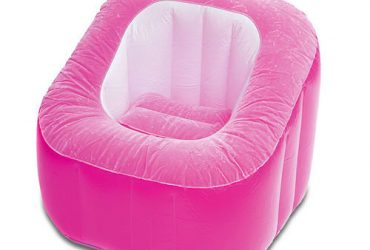 Bestway Comfi Cube – Single – Pink and Blue