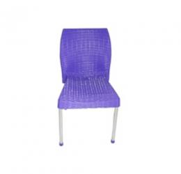 Eleganza Diamond Armless Chair