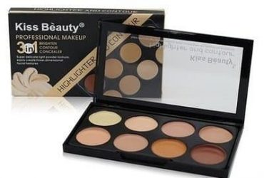 Kiss Beauty 8 Colors Highlighter