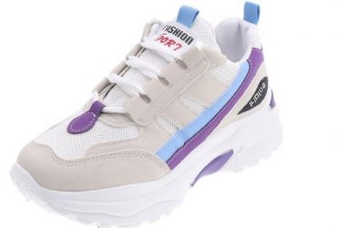 Ladies Sneaker – Off White