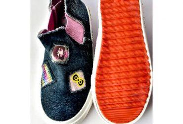 BB Dakota Girls Kiddies Sneakers – Mu…