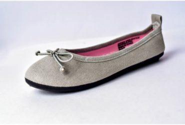 Anjo Canvas Girl's Shoe
