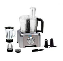 FOOD PROCESSOR WITH BLENDER