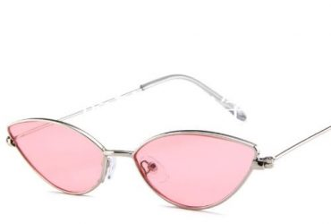 Retro Unisex Cat Eye Glasses