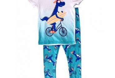 Toddler Boy Fitted Cotton