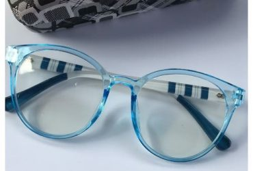 SS Unisex See Through Eye Wear