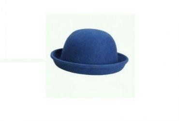 Silverjoe's Bowler Hat – Blue