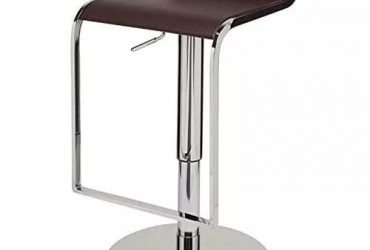 Unic Bar Stool – Brown