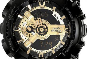 Casio G-Shock GA-110GB Men's Wristwatch