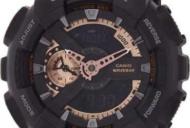Casio G-shock GA-110RG Men's Wristwatch