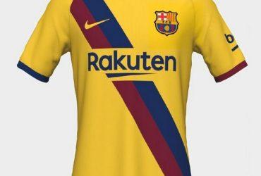 Barcelona Away Jersey 2019/20