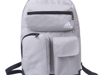 Adidas Backpack |Grey Black