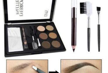 Ushas Professional Eyebrow Palette