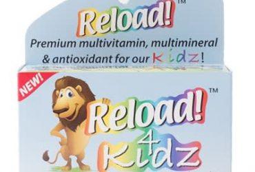 Reload 4 Kidz – 80 Tablets