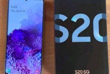 New Samsung galaxy S20