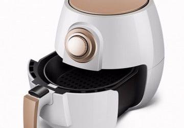 Household Smokeless Electric Deep Fryer – 2.6 Litre