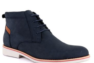 Aldo Lace Up Shoe | Navy Blue