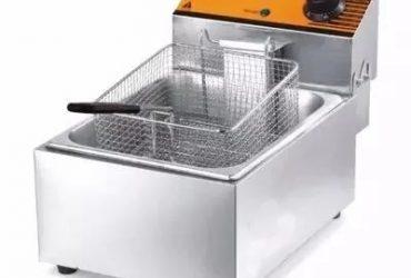 Universal Chef Electric Deep Fryer – Industrial