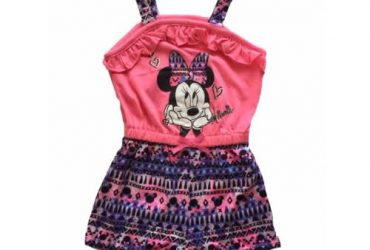 Disney Baby Girls Minnie Mouse Playsu…