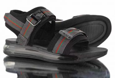 Nike Air Vapormax Sandal | Black Grey