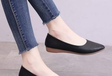 Ladies Wedge Shoe